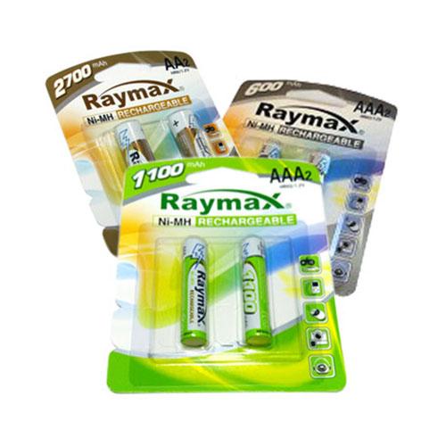 Аккумуляторы Raymax