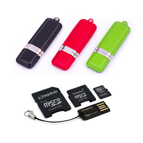 Карты памяти, флешки USB