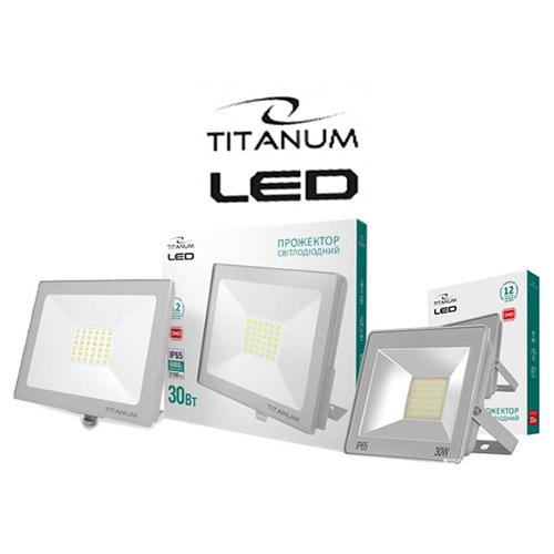 Прожектора TITANUM
