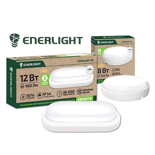 Линейные и ЖКХ светильники ENERLIGHT