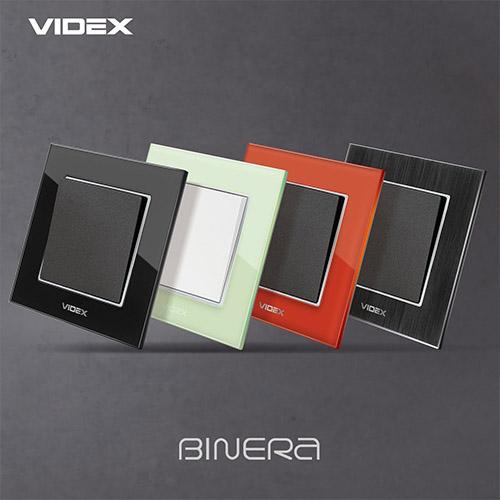 VIDEX BINERA Дизайнерские рамки