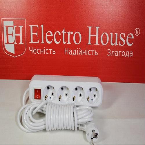 Удлинители и колодки ElectroHouse