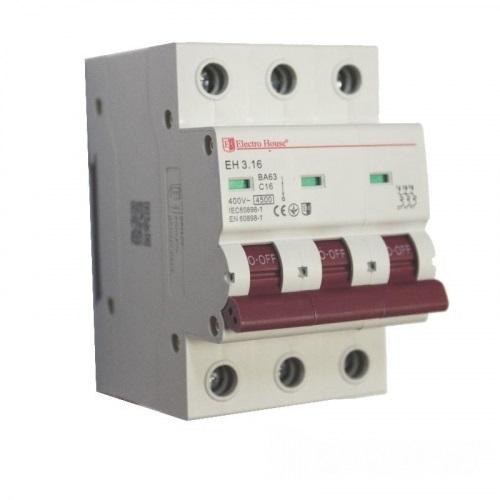 Автоматические выключатели (АВ) модульные