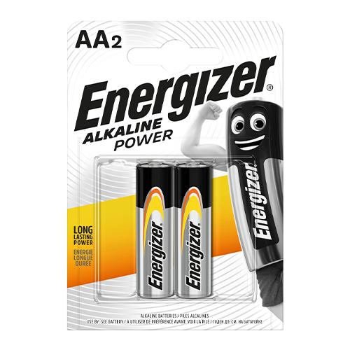 Батарейки ENERGIZER