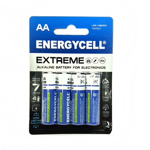 Батарейки ENERGYCELL