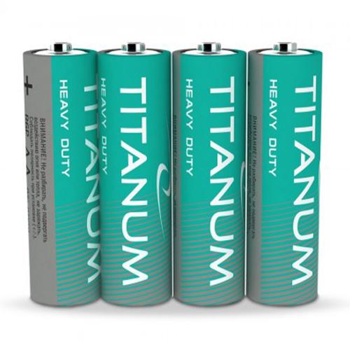 Батарейки Titanium